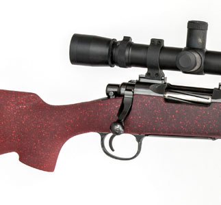 Jarrett Rifle Stocks & Metals