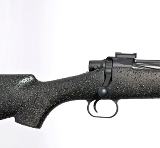 Backswamp rifle stock